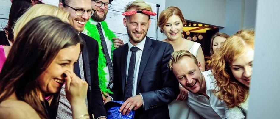 Najlepsza fotobudka na wesele
